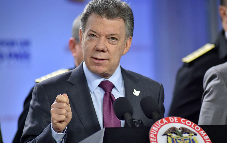 Santos reconoció que las labores de acondicionamiento están retrasadas y explicó que se trata de una operación logística muy compleja.