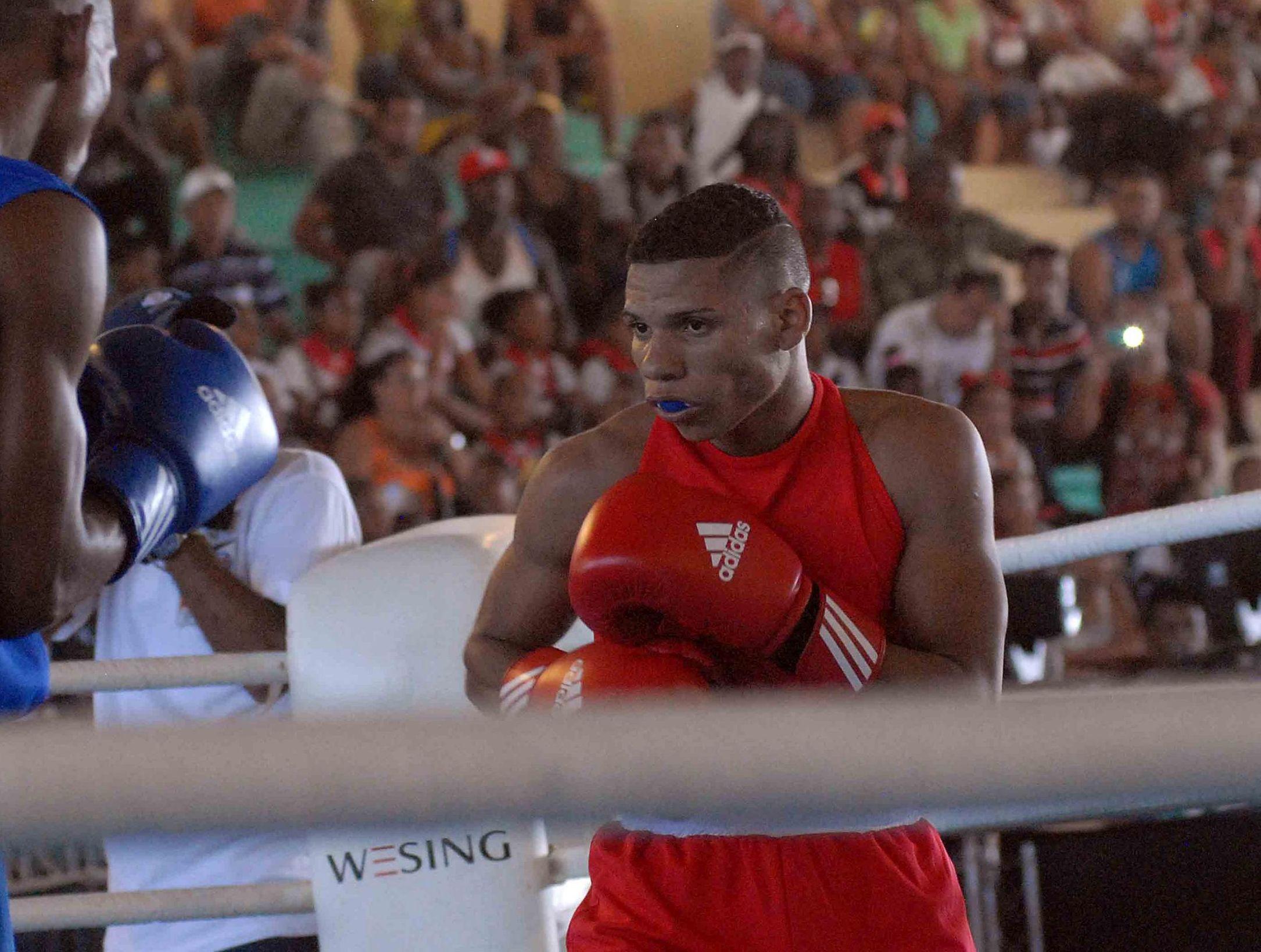 cuba, serie mundial de boxeo, domadores de cuba, yosbany veitia,