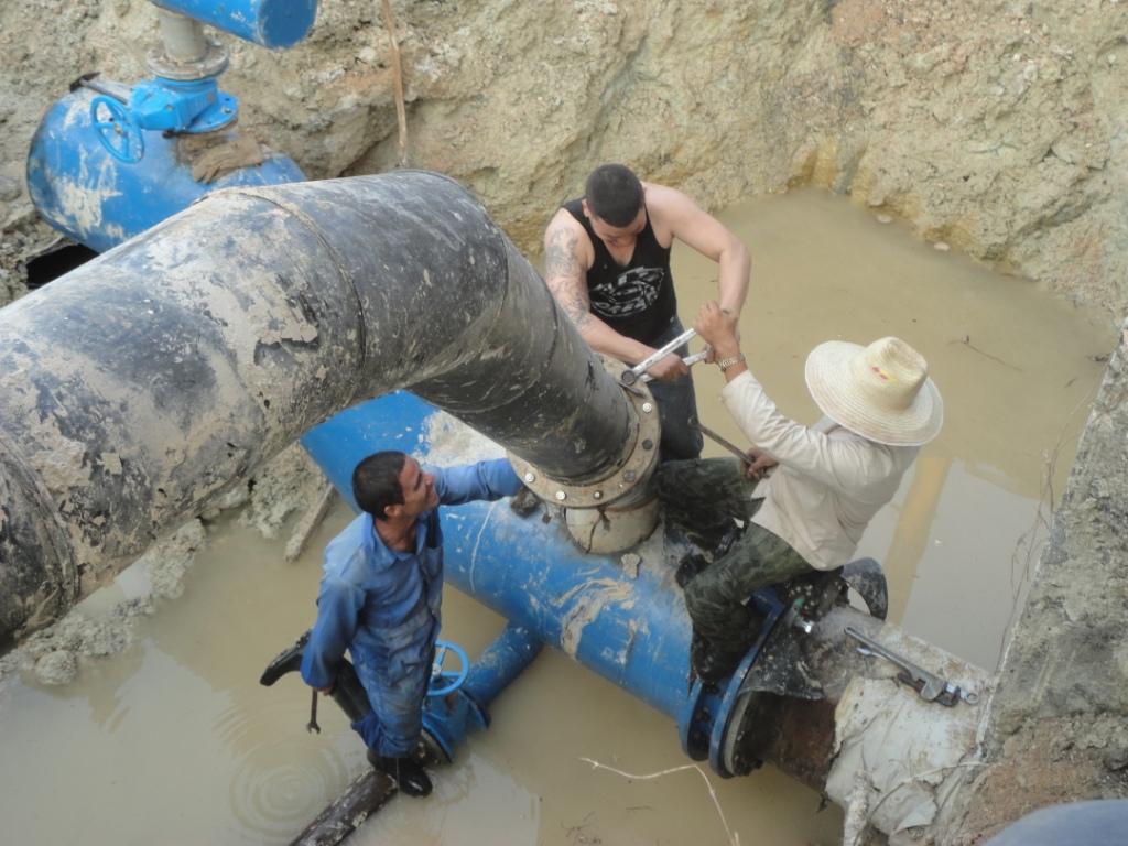 recursos hidráulicos, acueducto, agua, Jatibonico