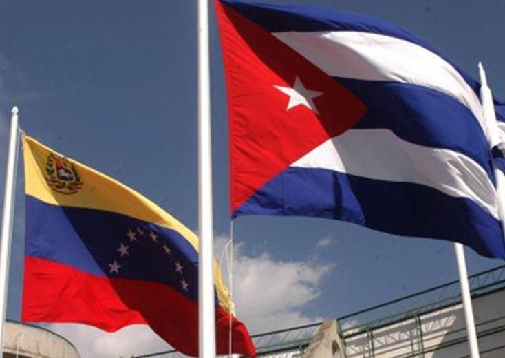 cuba, venezuela