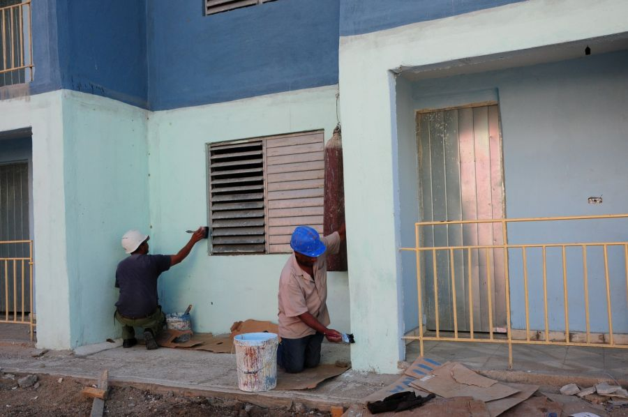 sancti spiritus, construccion de viviendas por esfuerzo propio, leye general de la vivienda, planificacion fisica, subsidios