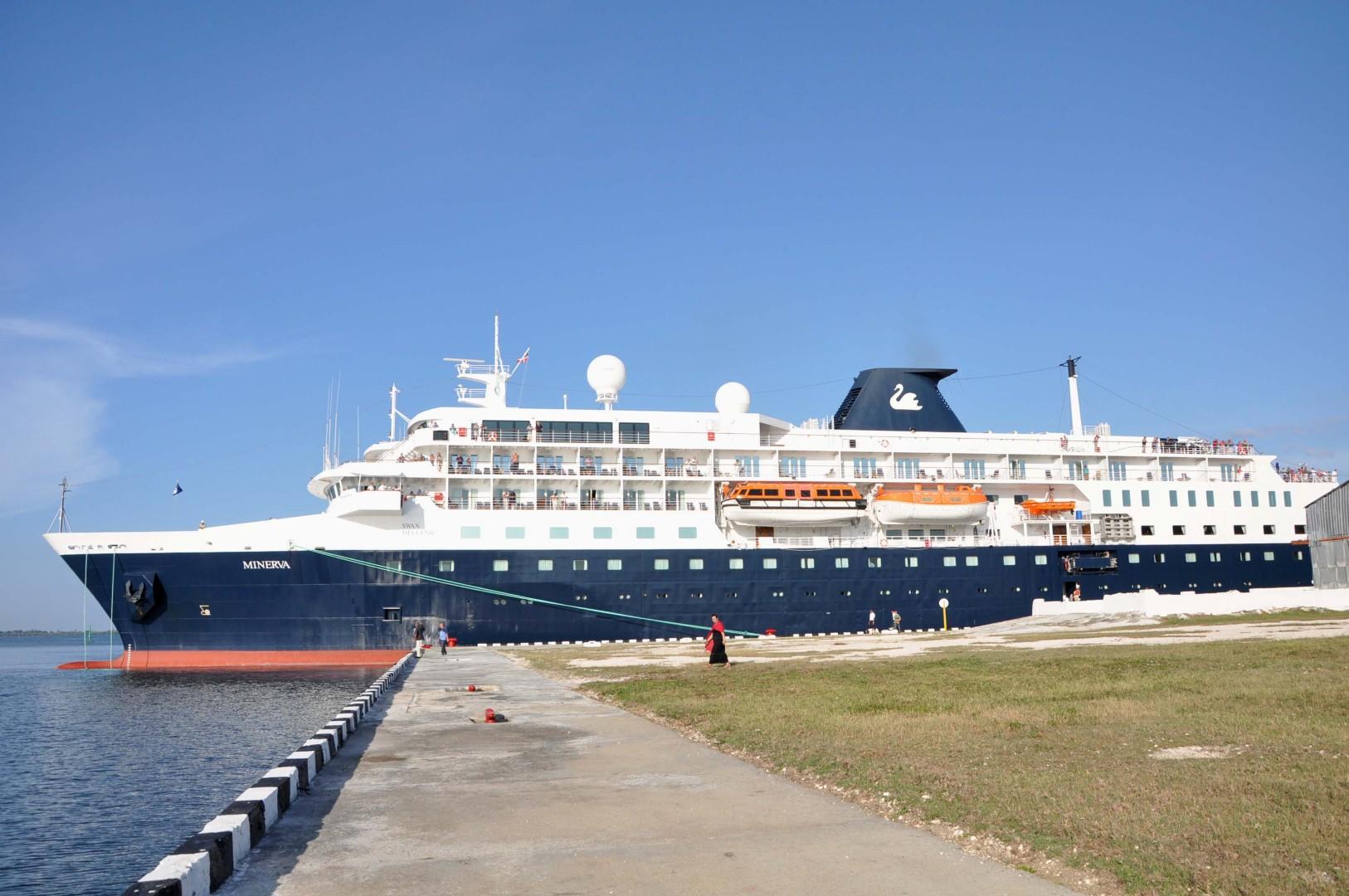 turismo, Trinidad, cruceros