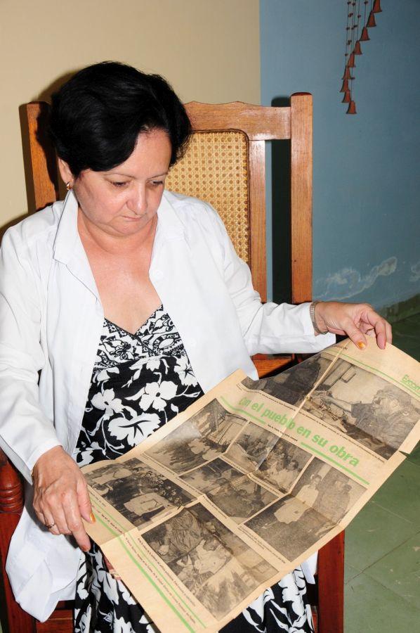 salud, Fidel Castro,  médico de la familia