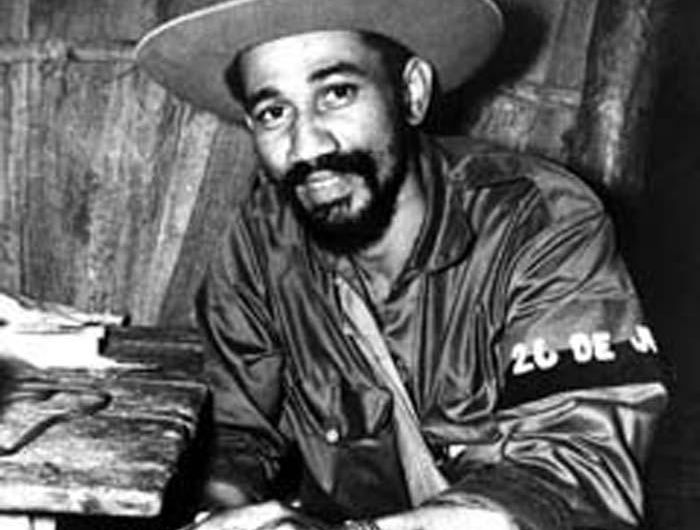 cuba, juan almeida bosque, ejercito rebelde, revolucion cubana