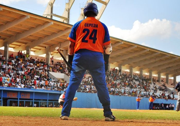sancti spiritus, cuba, frederich cepeda, IV clasico mundial de beisbol