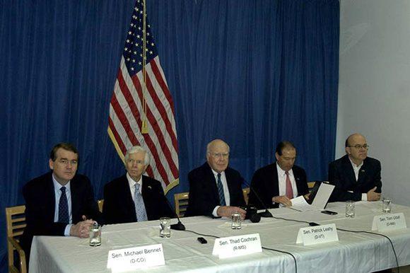 Cuba, EE.UU., relaciones, Congreso EE.UU.