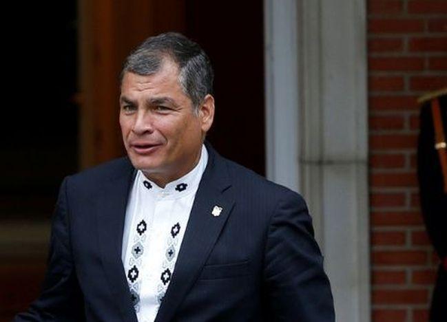 Correa llamó al pueblo a no dejarse engañar.