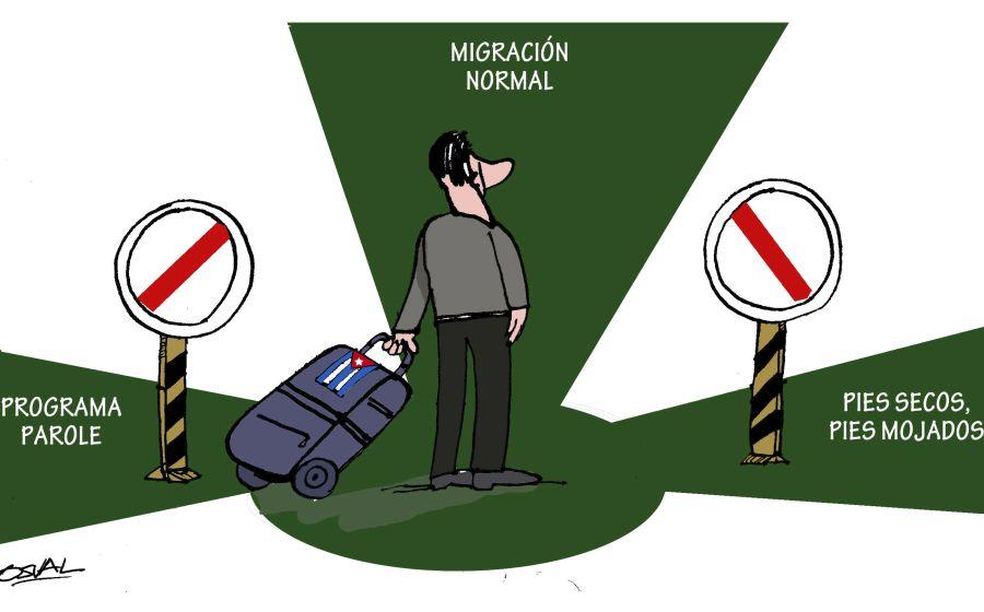 cuba, relaciones cuba-estados unidos, ley de ajuste cubano, cuba-emigracion