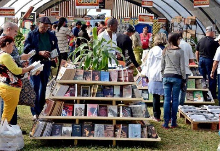 cuba, feria internacional del libro 2017, canada, literatura
