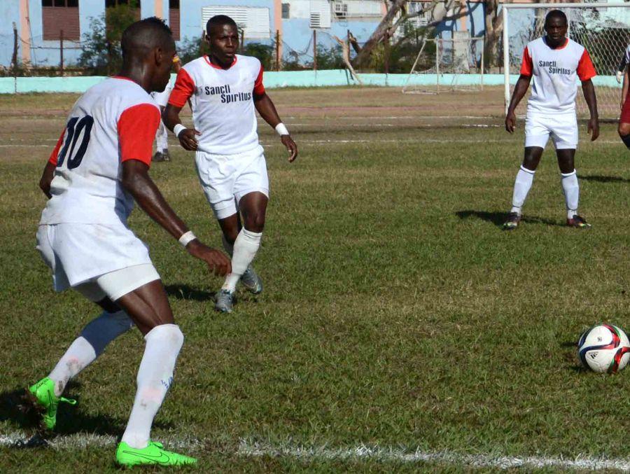 sancti spiritus, futbol, torneo nacional de futbol