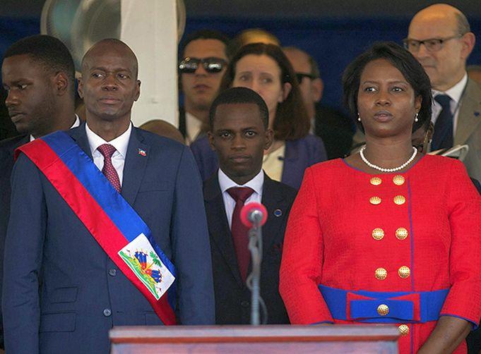 haiti, presidente de haiti, jovenel moise