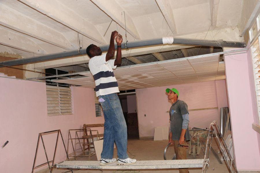 hospital Camilo Cienfuegos, salud, inversiones, construcción