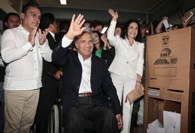 ecuador elecciones, alianza pais, lenin moreno