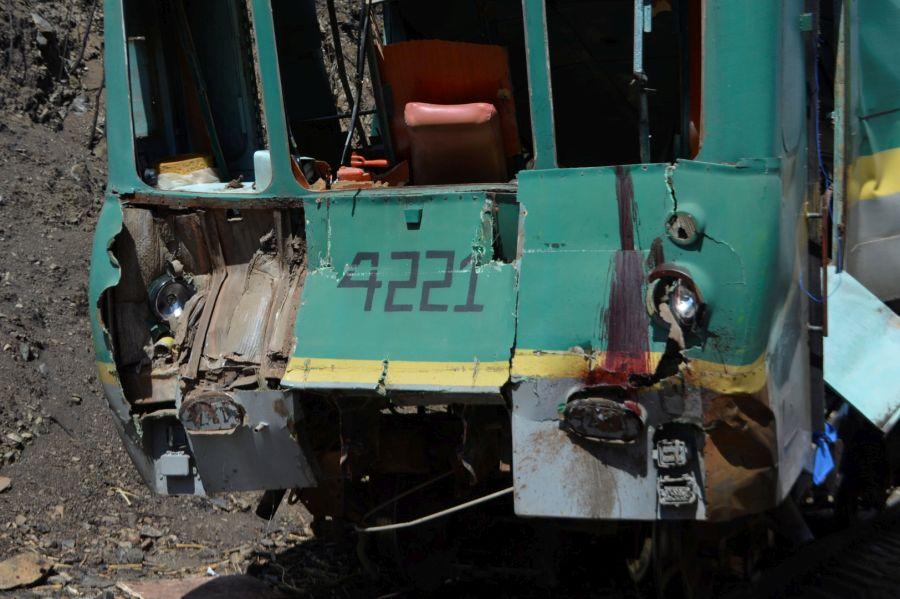 Accidente, ferrocarril, accidente ferroviario, hospital provincial camilo cienfuegos