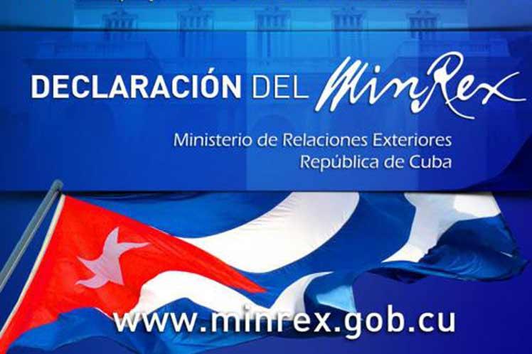MINREX, OEA, camapaña mediática, relaciones exteriores