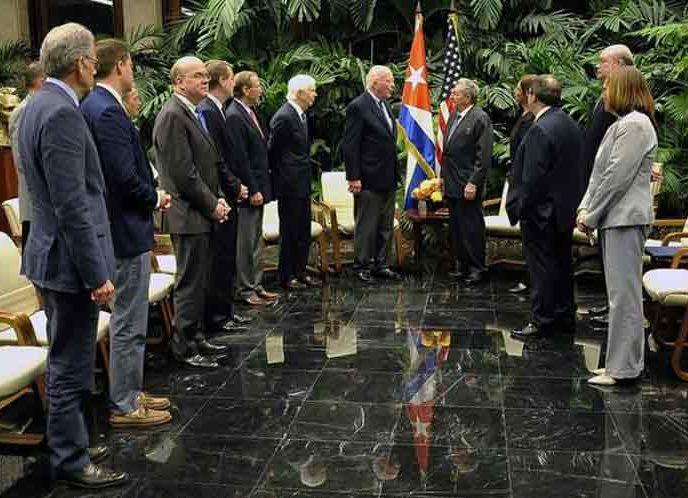 cuba, relaciones cuba-estados unidos, raul castro