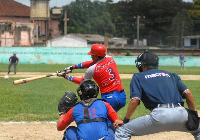 sancti spiritus, serie provincial de beisbol