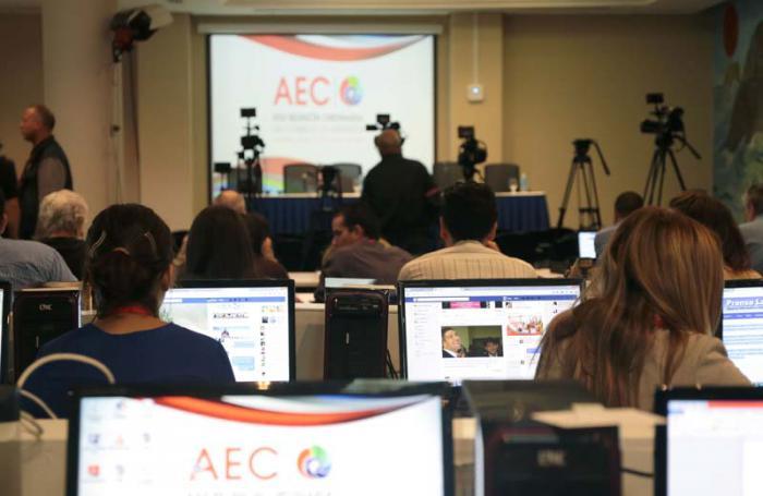 AEC, CARIBE, CARICOM, CUBA