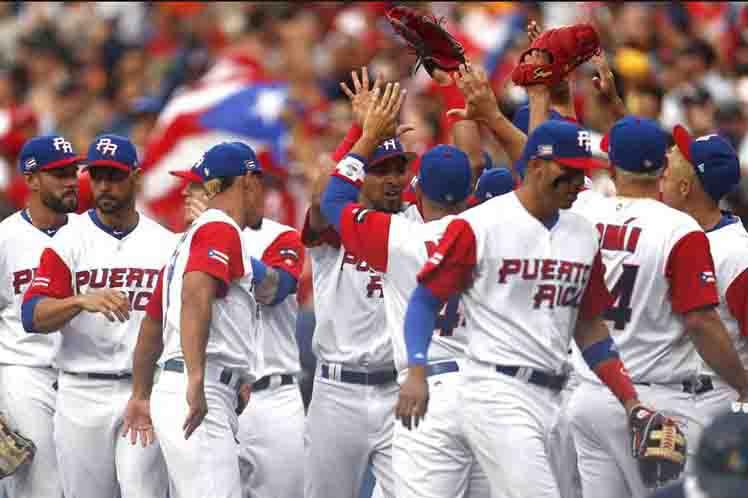 Clásico Mundial, béisbol, Puerto Rico, Holanda, EE.UU. Japón