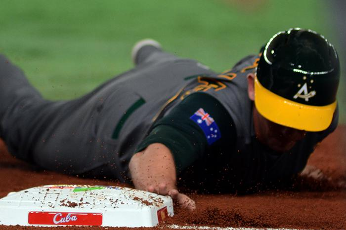 Clasico, Cuba, Australia, béisbol
