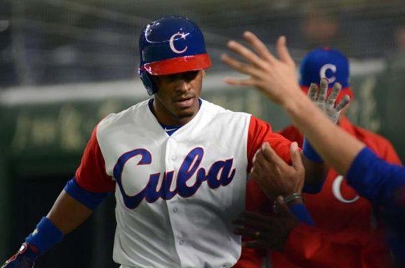 Clasico Mundial, Cuba, China, béisbol
