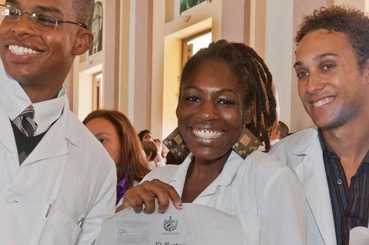 cuba, estados unidos, escuela latinoamericana de medicina, elam, medicina cubana