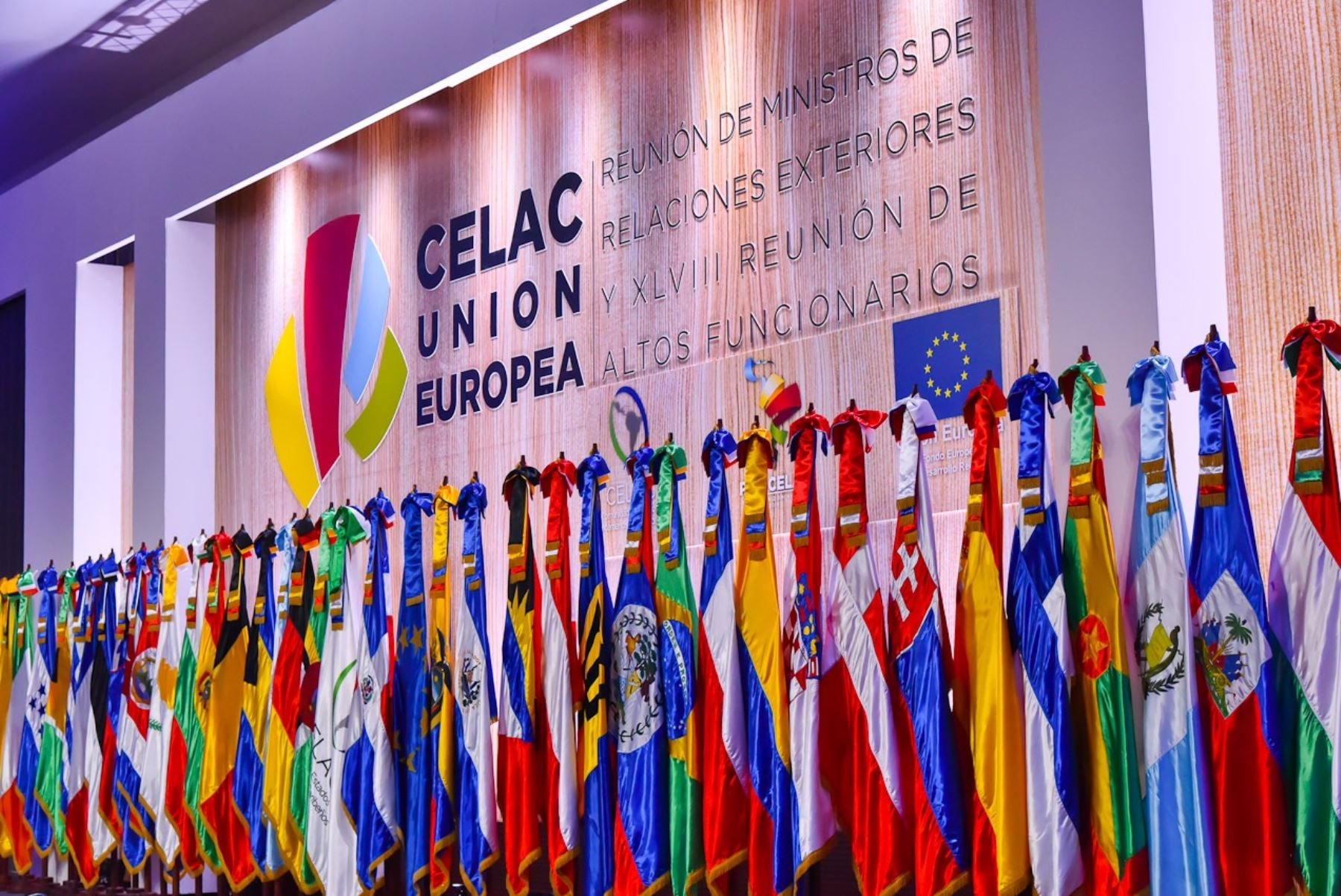 Celac, Unión Europea, El Salvador