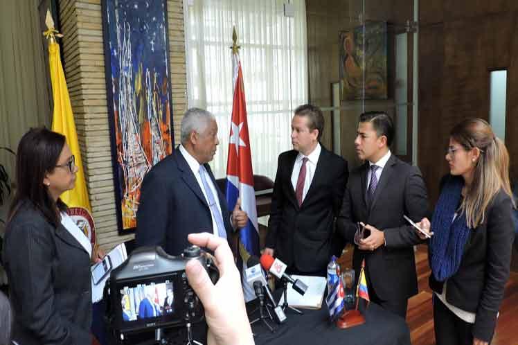 Cuba, Colombia, Paz, FARC EP