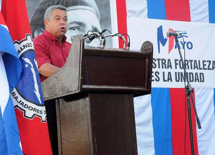 cuba, primero de mayo, dia internacional de los trabajadores, jovenes cubanos