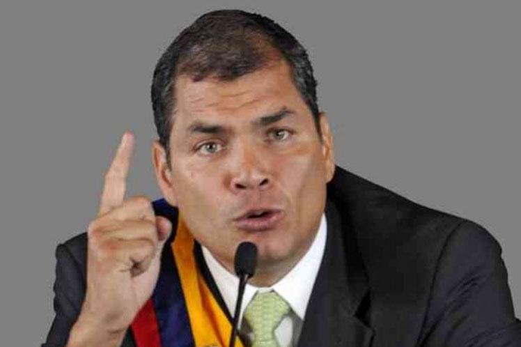 Ecuador, elecciones, Rafael Correa, CIA