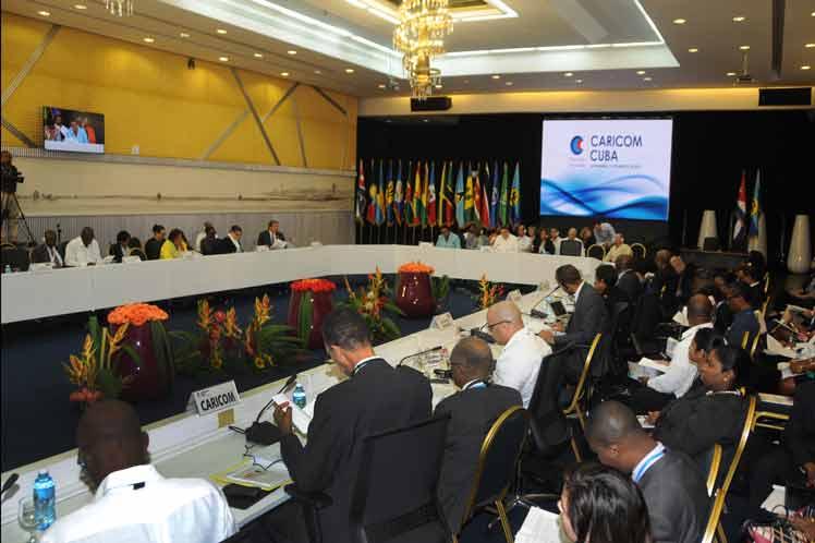 Cuba, Caricom, integración