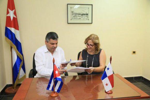 Cuba, Panamá, relaciones migratorias, Minrex