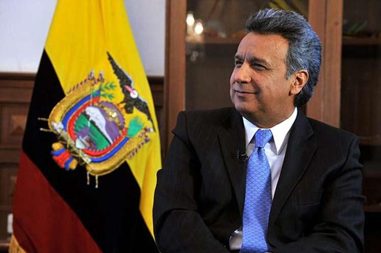 Ecuador, Lenín Moreno, Rafael Correa