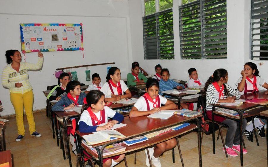 sancti spiritus, educacion, ministerio de educacion