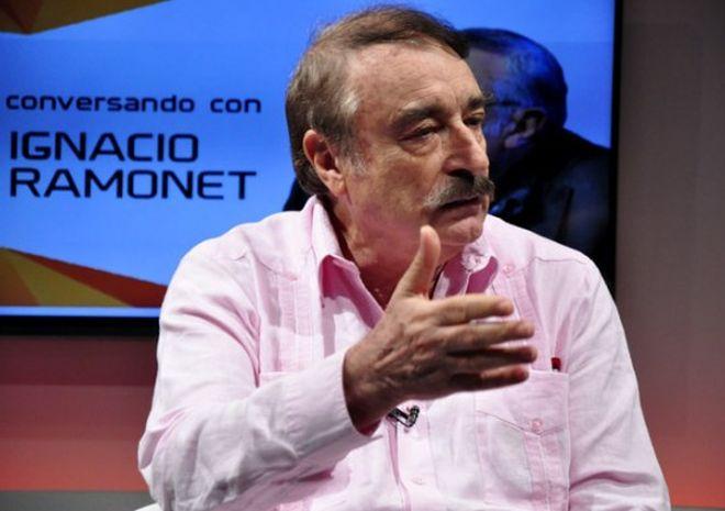 Ignacio Ramonet, Mesa Redonda, integración, América Latina, campañas mediáticas