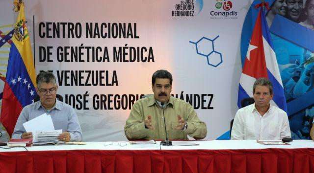 CUBA, VENEZUELA, DISCAPACITADOS