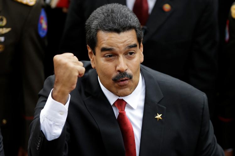 Venezuela, Nicolás Maduro, Estados Unidos, intelectuales