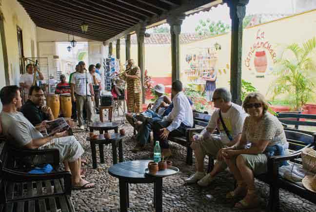 Uneac, cultura, turismo