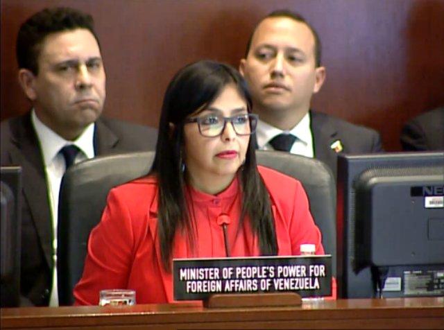 Venezuela, OEA, Almagro, cancillería