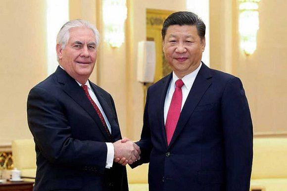 China, EE.UU.