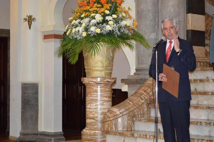 Alba, Bolivia, Donald Trump, integración