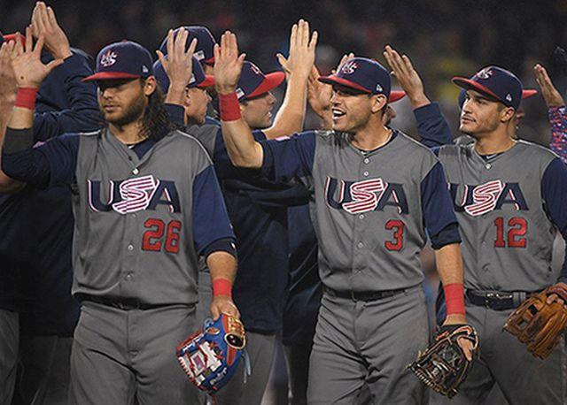 deporte, clasico mundial de beisbol, estados unidos, puerto rico
