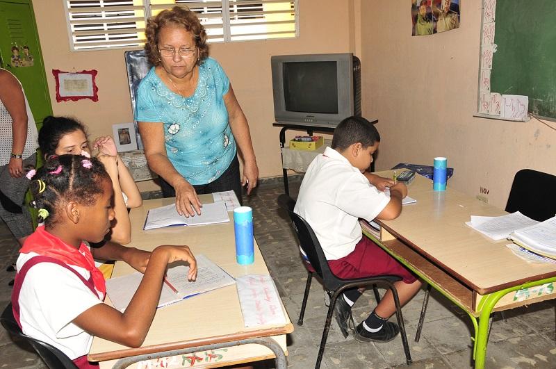 Sancti Spíritus educación especial