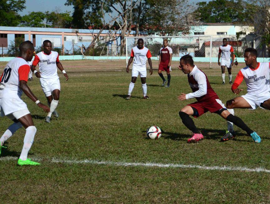 sancti spiritus, campeonato nacional de futbol, futbol