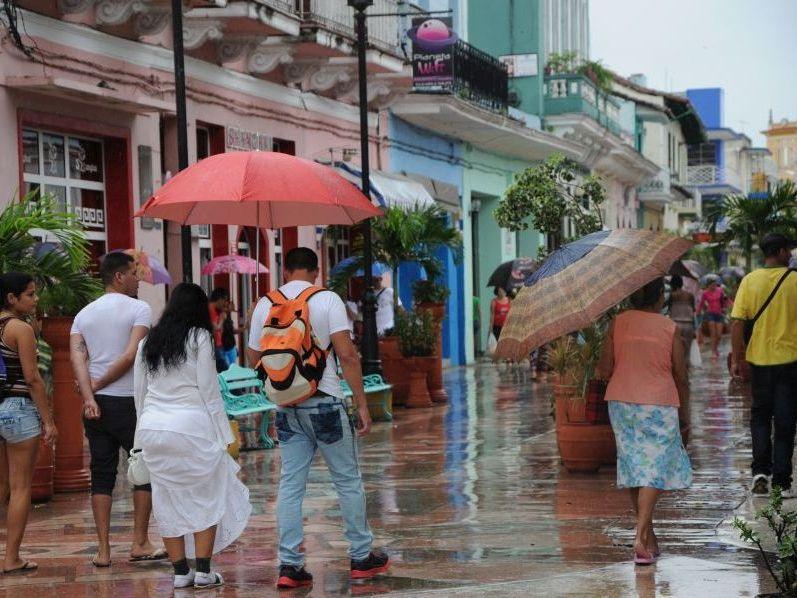sancti spiritus, lluvias, pronostico del tiempo, yaguajay, sequia