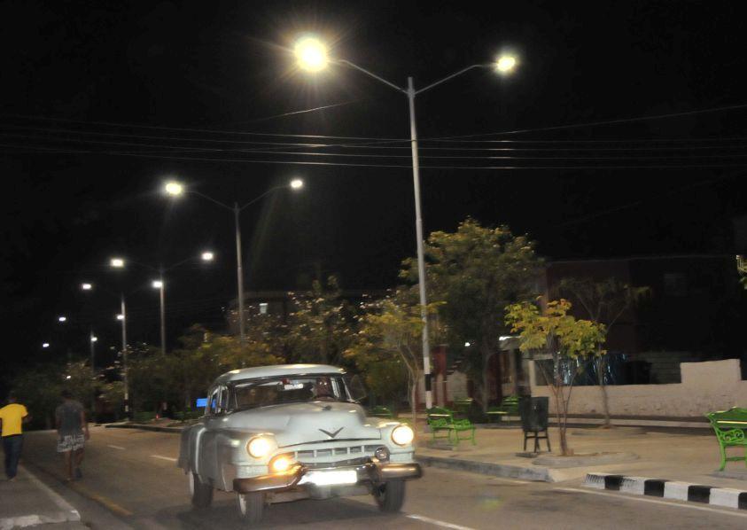 En Sancti Sp 237 Ritus Cambian Alumbrado P 250 Blico Por Luces Led