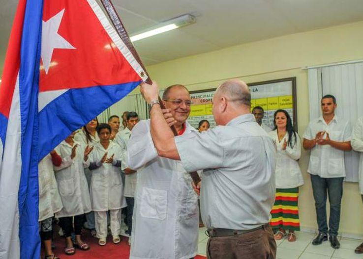 cuba, peru, salud publica, medicos cubanos, intensas lluvias, contingente henry reeve