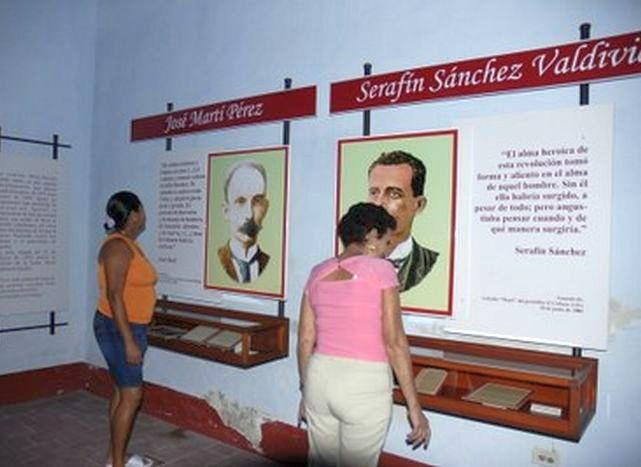 sancti spiritus, serafin sanchez valdivia, patrimonio, historia de cuba