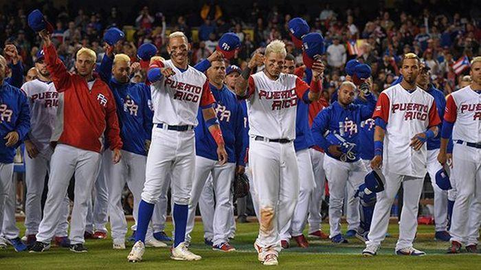 clasico mundial de beisbol, estados unidos, puerto rico, cuba, besisbol