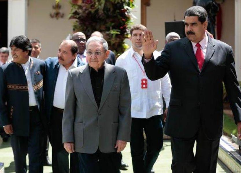cuba, venezuela raul castro, alba, hugo chavez, nicolas maduro